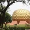 Saanya Gulati -Auroville, Matrimandir