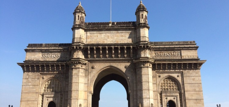 Saanya Gulati's Blog, Gateway of India