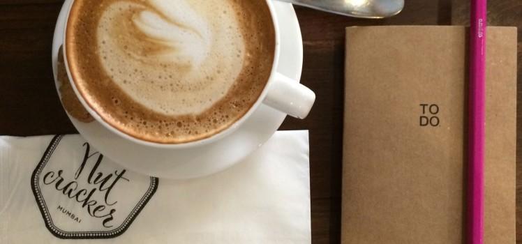 Saanya Gulati's Blog, Nutcracker - Coffee
