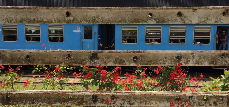 Saanya Gulati's Blog, Train Travel - Featured Image