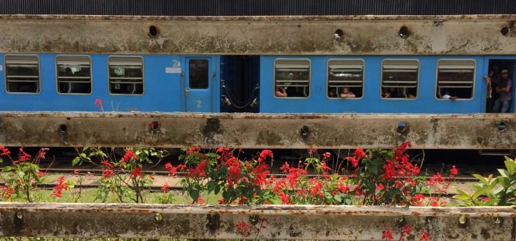 Saanya Gulati's Blog, Train Travel - Featured Image