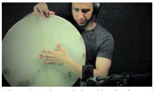 Saanya Gulati's Blog, Ahmed Alshaiba Music