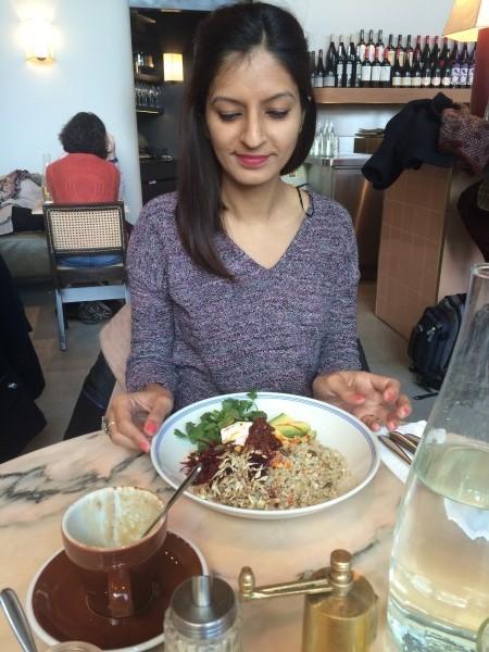 Saanya Gulati's Blog, Granger & Co