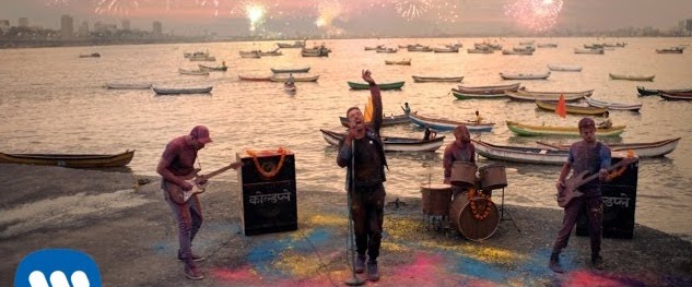 Saanya's Blog - Coldplay Video