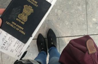 Saanya & Digant - Visa Blog