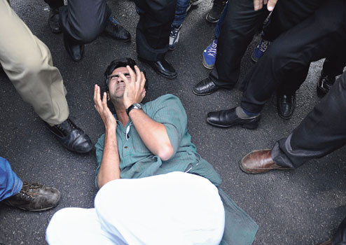 Saanya Gulati's Blog, JNU Protest