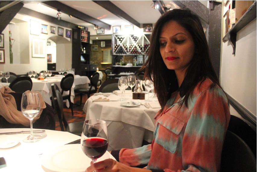 Saanya Gulati's Blog, La Barca