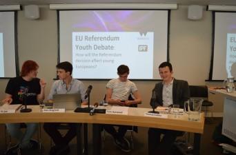 Saanya Gulati's Blog, #YouthVotes Brexit Debate