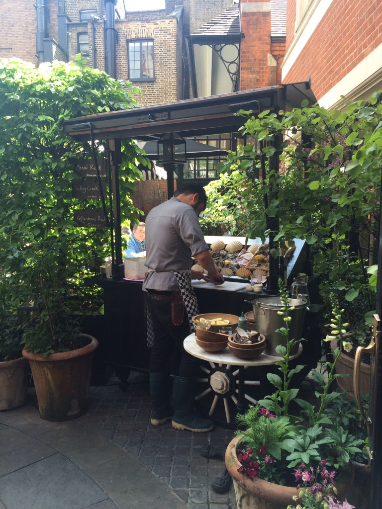Saanya Gulati's Blog, Chiltern Firehouse5