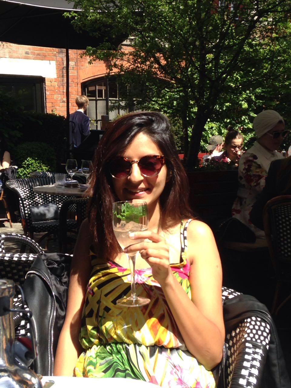 Saanya Gulati's Blog, Chiltern Firehouse8