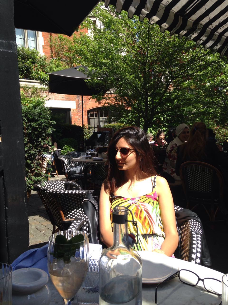 Saanya Gulati's Blog, Chiltern Firehouse9