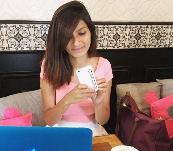 Saanya Gulati's Blog, Social Media Day