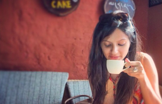 Saanya Gulati's Blog, Coffee Tales