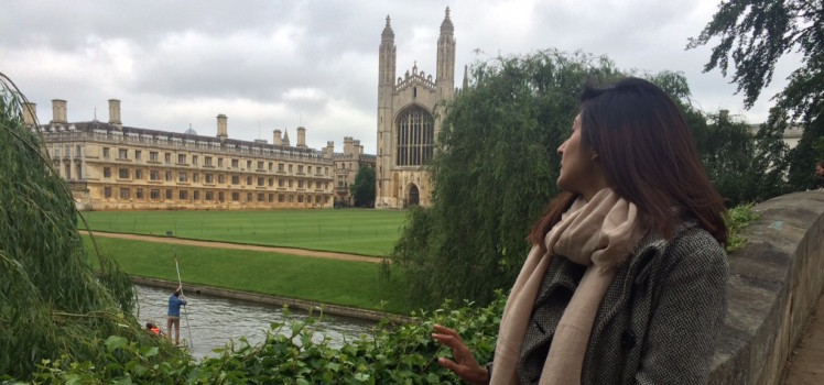 Saanya Gulati's Blog, Cambridge 3
